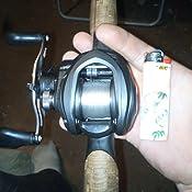 Lew/'s Speed Spool EFT 6.8 1 Left Hand casting reel SS1HLA