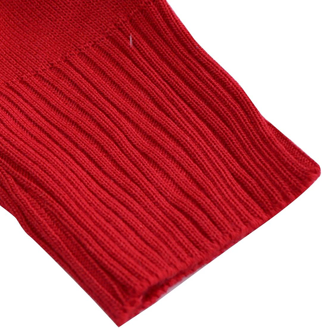 YiZYiF Baby Girls Long Sleeves Classic Knit Wrap Sweater Ballet Costume