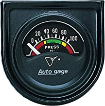 AUTO METER 2354 Autogage Electric Oil Pressure Gauge