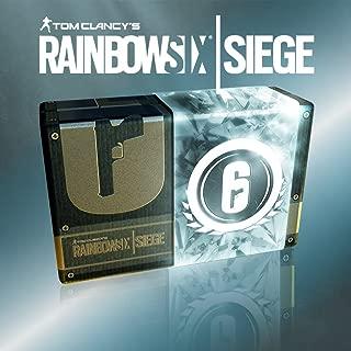 Tom Clancy's Rainbow Six Siege: Currency 7560 Credits - PS4 [Digital Code]
