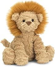 Jellycat Fuddlewuddle Lion Stuffed Animal, Baby, 5 inches