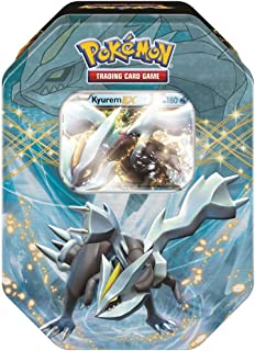 Pokemon Black White Card Game Spring 2012 EX Collectors Tin Kyurem