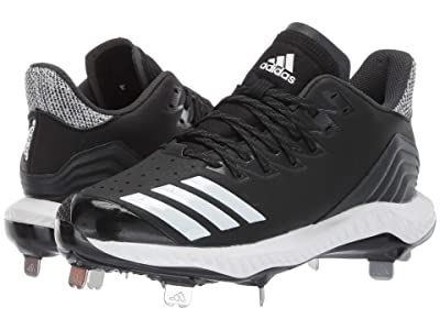 adidas Icon Bounce (Core Black/Footwear White/Carbon) Men