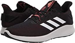 Core Black/Footwear White/Signal Coral