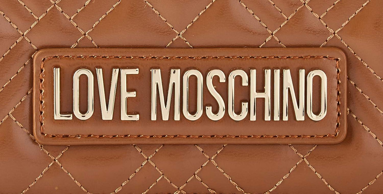 Love Moschino Jc4261pp0bka0, Sac à l'épaule Femme, Normale Marron