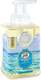 Michel Design Works Foaming Hand Soap, 17.8-Ounce, Beach