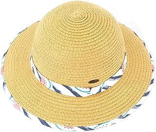girls panama hat pattern