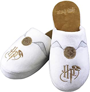Groovy Harry Potter Slippers Golden Snitch Size Calzature
