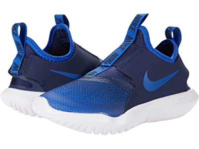 Nike Kids Flex Runner (Little Kid) (Game Royal/Game Royal/Midnight Navy) Kids Shoes