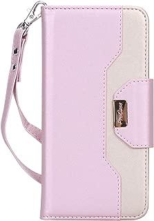 ProCase Google Pixel 3a XL Wallet Case for Women Girls, Folio Flip Case with Kickstand Card Holder Wrist Strap for Google Pixel 3a XL 6.0 Inch 2019 Release –Pink
