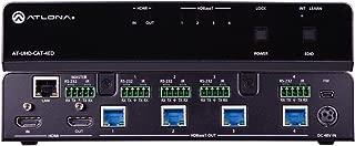 Atlona AT-UHD-CAT-4ED 4K/UHD 4-Output HDMI Distribution Amplifier