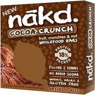 Nakd Cocoa Crunch Bars (4x30g)