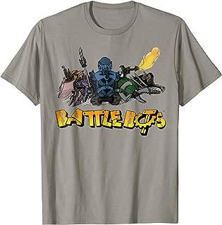 Battle Bot T-shirt Robot War Robotic Gift Shirt
