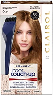 Nice 'n Easy Root Touch-Up, Light Golden Brown [6G] 1 ea (Pack of 10)