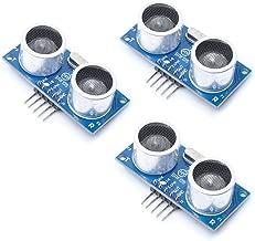 Willwin 3pcs HY-SRF05 Ultrasonic Distance Sensor Module Measuring Module for Arduino