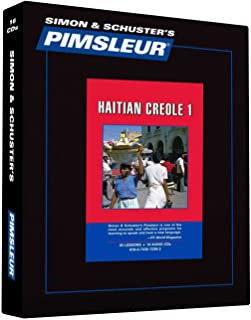 Pimsleur Haitian Creole Level 1 CD: Learn to Speak and Understand Haitian Creole with Pimsleur Language Programs (1) (Comprehensive)