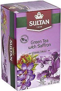 SULTAN TEA Té verde marroquí de hierbas orgánicas con
