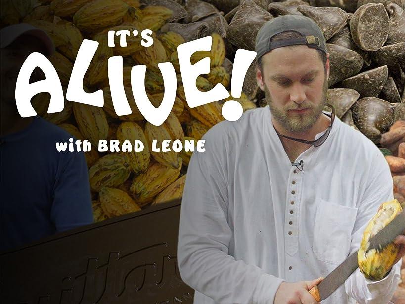 It's Alive with Brad