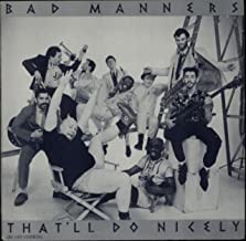 Best bad manners that ll do nicely Reviews
