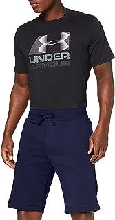Under Armour Men's Ua Rival Cotton Short