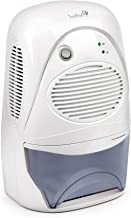 Ivation GDM36 Powerful Mid-Size Thermo-Electric Dehumidifier - Quietly Gathers Up to 20oz. of Water per Day - for Spaces Up to 2,200 Cubic Feet