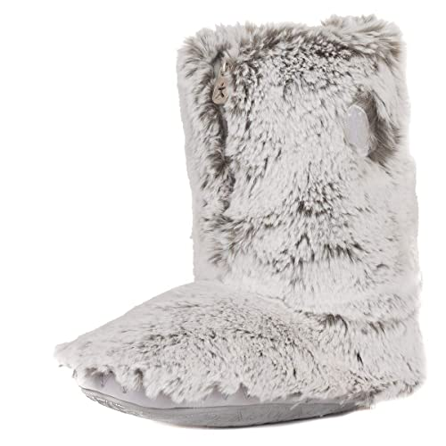 d34d2f8ee4b5 Bedroom Athletics Women s Cole Luxury Faux Fur Slipper Boots