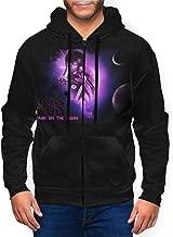 Kid Cudi Man On The Moon Men's Hooded Pocket Zipper Sweater Shirt