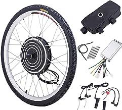 Viribus 26 inch E-bike ombouwset E-bike voorwiel ombouwkit elektrische fiets ombouwkit 26 inch Ebike Conversie Kit Electri...