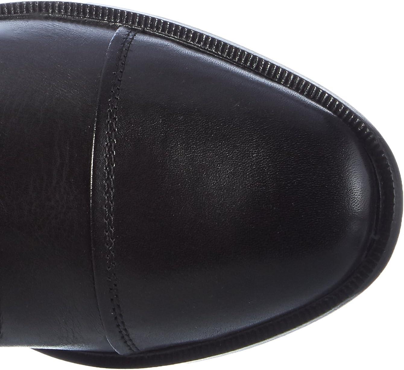 Taille Normale//Large Mixte Softleder Weit Bottes d/équitation en Cuir Souple HKM SPORTS EQUIPMENT Reitstiefel-Spain