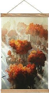 HirrWill Płótno wisi zdjęcie, jak wytresować smoka, sztuka koncepcyjna, filmy, malowanie, artystyczna dekoracja ścienna, d...
