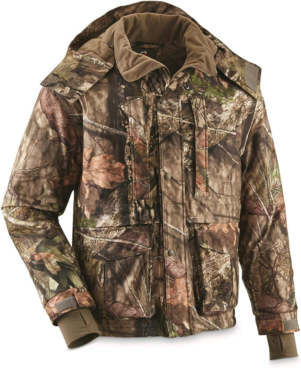 Men's Guide Dry Hunt Parka, Waterproof, Insulated