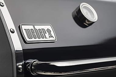 Weber 61011001 Genesis II E-310 Liquid Propane 3-Burner Grill, Black