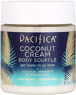 Pacifica Coconut cream body souffle, 8.8 Ounce