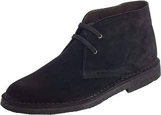 Geox u garret b stivali chukka uomo amazon shoes grigio inverno