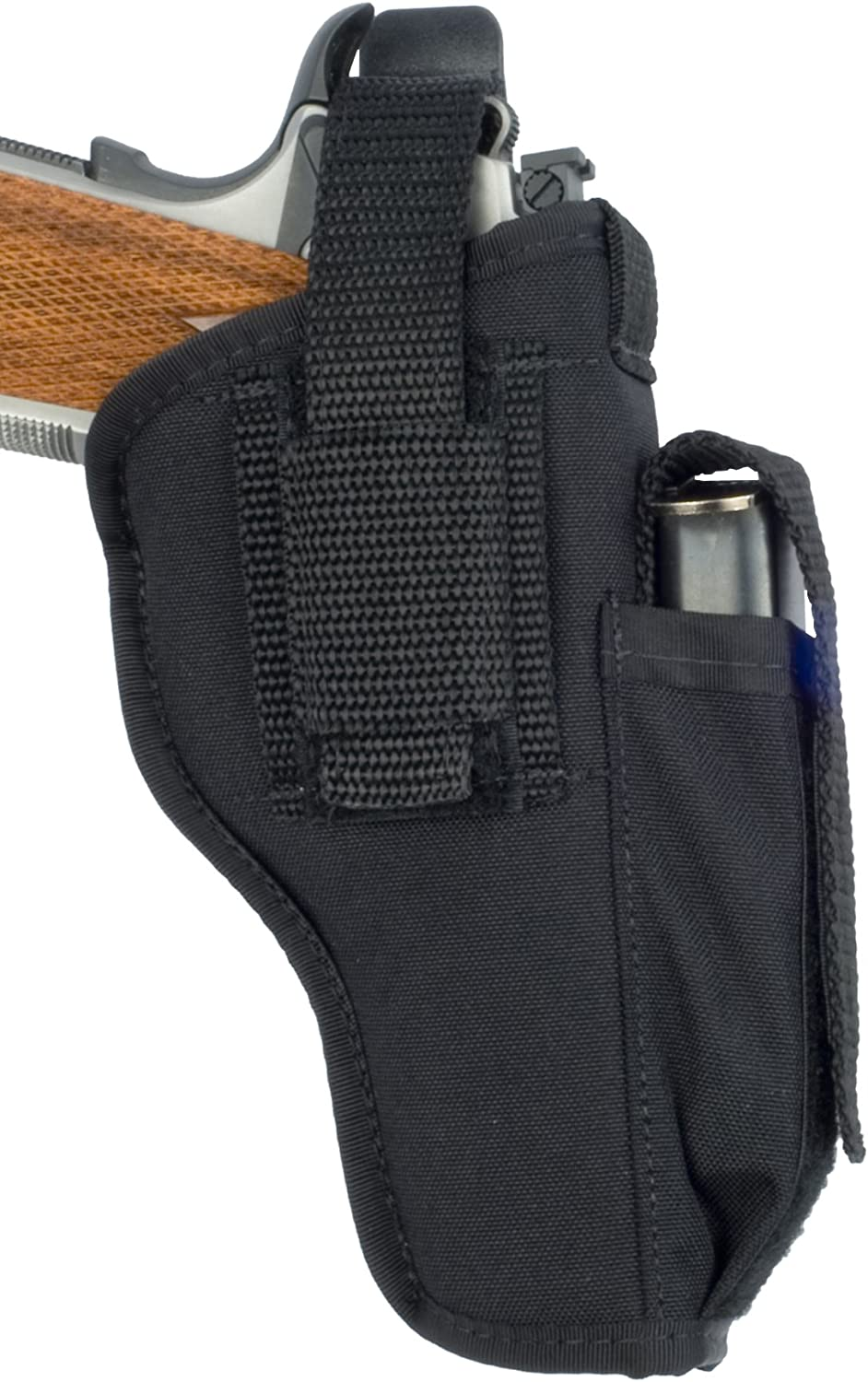 Soft Armor Ambidextrous Nylon Hip lowest price with Some reservation Gun Holster Molded Thumb