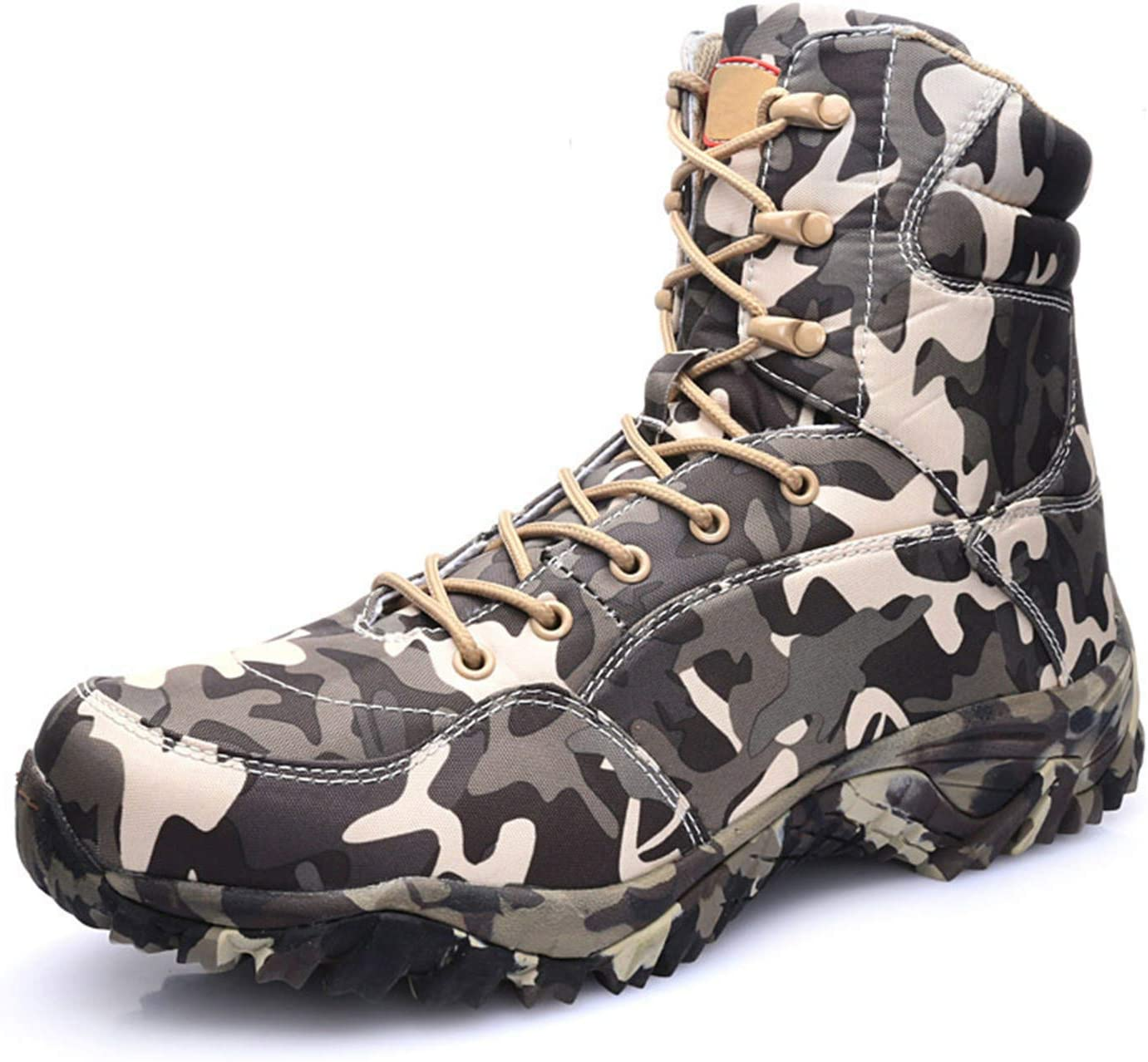 BSFSDWX Winter 5 ☆ very In a popularity popular Men Military Tactical Boots Special Force Breatha