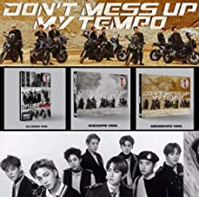 EXO 5th Album Don't Mess Up My Tempo Vol.5 [Allegro+Moderato+Andante Ver.] SET Album 3CD + 3 Official Posters