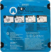 FOX CHEST SEAL 2 PACK