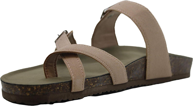 Madden Girl Women's Bryceee Toe Ring Sandal