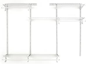 Best closetmaid shelftrack system Reviews