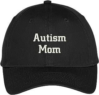 Autism Mom Embroidered Awareness Baseball Cap