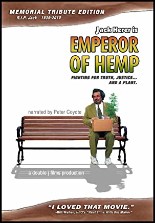 Emperor Of Hemp Jack Herer Memorial Tribute Edition