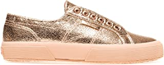 Superga Women's 2750-Syncrackleatherw Sneakers in