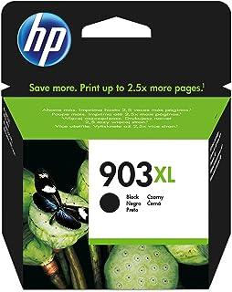 HP 903 XL High Yield Ink Cartridge, Black, T6M15AE