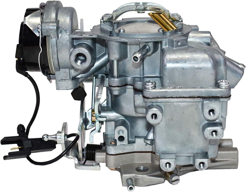 おすすめ特集 オーバーのアイテム取扱☆ A-Team Performance 162 Carter Carburetor Electri Barrel One Type