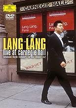 lang lang carnegie hall