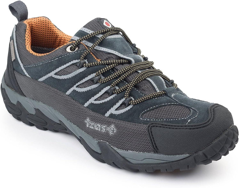 (Size 40, Dark Grey)  Izas Men's Serre shoes