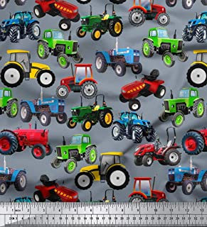 Best tractor fabric by the yard Reviews