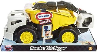Little Tikes-Monster Dirt Digger, Multi-Colour, 650598