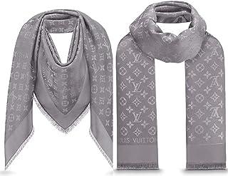 62760b8676ef Amazon.com  louis vuitton - Scarves   Wraps   Accessories  Clothing ...